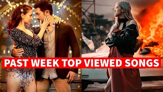 Global Past Week Most Viewed Songs on Youtube [15 March 2021]