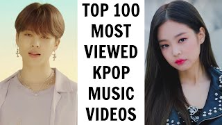 [TOP 100] MOST VIEWED KPOP MUSIC VIDEOS ON YOUTUBE | March 2021