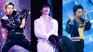 Most Viewed Ten Fancams | NCT, WayV and SuperM Ten (March 2021)