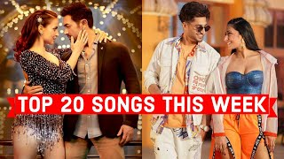 Top 20 Songs This Week Hindi/Punjabi 2021 (March 14) | Latest Bollywood Songs 2021