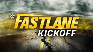 WWE Fastlane Kickoff: March 21, 2021