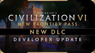 Civilization VI - March 2021 DLC | New Frontier Pass