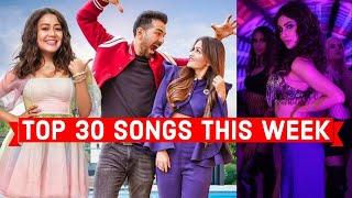 Top 30 Songs This Week Hindi/Punjabi 2021 (March 21) | Latest Bollywood Songs 2021