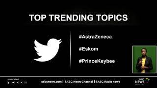 Top trending stories, 16 March 2021