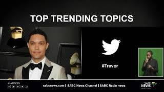 Top trending topics, 15 March 2021