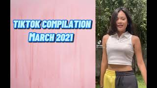 TIKTOK DANCE CHALLENGE|TIKTOK TRENDING MARCH 2021