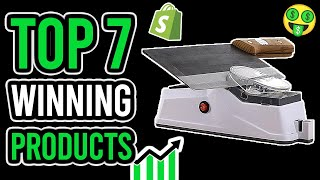 Top 7 Shopify Trending Products For March 2021 (Shopify Dropshipping 2021)