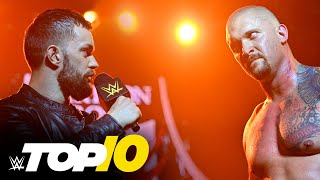 Top 10 NXT Moments: WWE Top 10, March 24, 2021