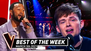 The best performances this week on The Voice | HIGHLIGHTS | 05-03-2021