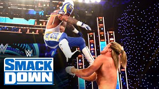 Rey Mysterio vs. Dolph Ziggler: SmackDown, March 26, 2021