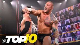 Top 10 NXT moments: WWE Top 10, March 17, 2021