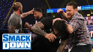 Universal Championship Contract Signing: SmackDown, March 12, 2021