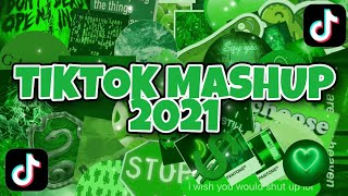 Tiktok Mashup April 2021 💚🔥 (With Song Names)