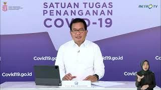 Perkembangan Penanganan Covid-19 di Indonesia per 20 April 2021