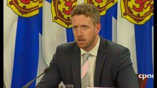Nova Scotia update on COVID-19 – April 16, 2021