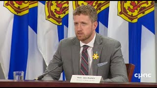 Nova Scotia update on COVID-19 – April 1, 2021