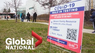 Global National: April 15, 2021 | Records shattered in Canada's COVID-19 hotspots