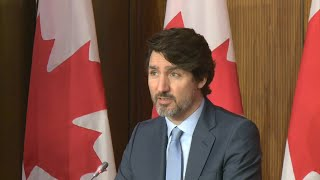 PM Justin Trudeau provides update on COVID-19 and vaccine rollout– April 6, 2021