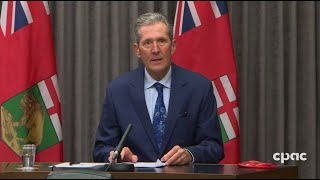 Manitoba tightens COVID-19 public health orders – April 19, 2021