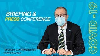 15 April, 2021 - Virtual Press briefing on COVID 19