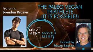 Episode 85: Brendon Brazier, the Paleo Vegan Triathlete (it IS possible!)