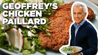 Geoffrey Zakarian's Chicken Paillard   The Kitchen   Food Network