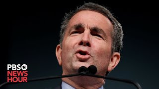 WATCH: Virginia Governor Ralph Northam gives coronavirus update -- April 20, 2020