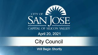 APR 20, 2021 | City Council, Afternoon Session