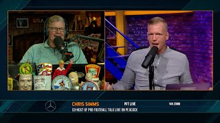 Chris Simms on the Dan Patrick Show (Full Interview) 4/20/21