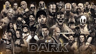 You Never Know Who Might Show Up! | AEW Dark Episode 85, 4/20/21