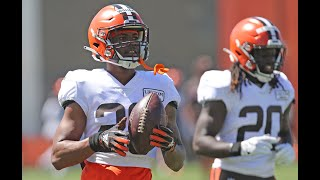 Browns Injury Updates on Odell Beckham Jr., Greedy Williams, & Grant Delpit - Sports 4 CLE, 4/20/21