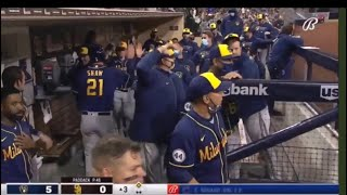 Milwaukee Brewers vs San Diego Padres Full Game Highlights | 4/20/21 | 2021 MLB Season