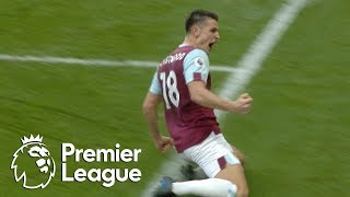 Ashley Westwood completes Burnley turnaround v. Foxes   Premier League   NBC Sports