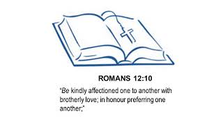 Prophetic Word: Romans 12:10