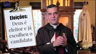 ELEIÇÕES: Deus é eleitor e já escolheu o candidato - Liturgia Diária - Arautos do Evangelho