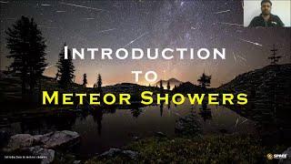 Understanding Meteor Showers   Lyrids Meteor Shower