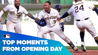 Best Moments from MLB Opening Day 2021!