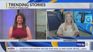 What's trending WKRG.com: May 13