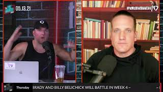 The Pat McAfee Show | Thursday May 13th, 2021