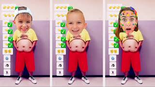 Funniest VLAD and NIKI Fat Tummy Dance Effects Most Viewed On Youtube