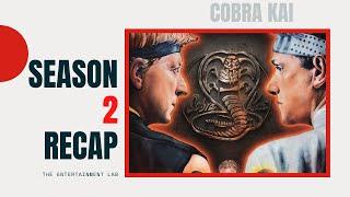 Cobra Kai Season 2 RECAP || Netflix || 2021
