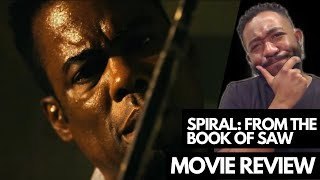 Spiral: From the Book of Saw (2021) Movie Review
