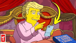 20 Simpsons Predictions That Could Still Happen In 2021
