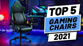 Top 5 Best Gaming Chairs of (2021)