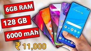 Top 5 best Smartphone under 11000 in india 2021 । best gaming phone under 11000