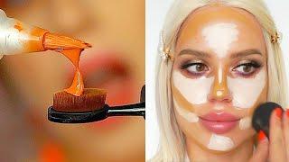 10+ Ideas EASY Orange Eye Makeup Tutorial | Best Makeup Transformations 2021