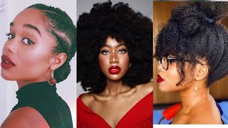 Best 4c hairstyles compilation 2021|| GORGEOUS BEAUTY.