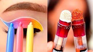 Best Makeup Transformations 2021 | Trend Makeup Tutorials | DIY Makeup Life Hacks for Girls #18