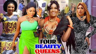 FOUR BEAUTY QUEENS SEASON 9&10 - (New Hit) CHIZZY ALICHI 2021 Latest Nigerian Nollywood Movie