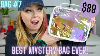 HUDA BEAUTY LARGE MYSTERY BAG MARCH 2021 | BEST MYSTERY BAG YET!